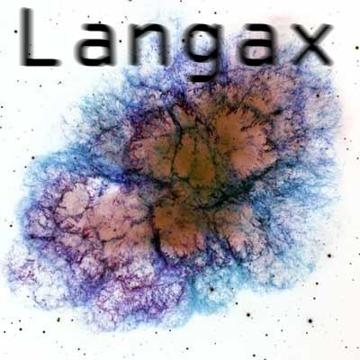 Langax y su trajectoriaorbital